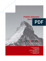 Peltier-Element Kurz Erklaert