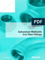 2 Galv Mall Iron Pipe Fittings