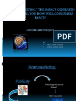 Project Neuromarketing