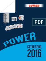 Catalog Gewiss_Power IT 2016