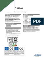 1.TDS Masterflow 936 An