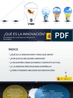1 Que Es La Innovacion