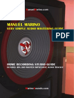 Manuel Marino Very Simple Audio Mastering Guide - sheet music score piano jazz book ebook pdf.pdf