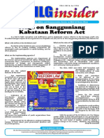 Facts on SK Reform Law