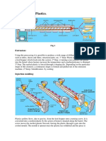 Fabrication of Plastics