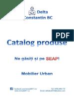 Catalog Mobilier Urban - DeltaBC