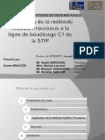 présentation PFE AMDEC FMEA