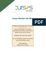 Montar Um Blog
