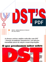 DSTs - Doenças Sexualmente Transmissiveis