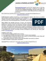 PhD Openings