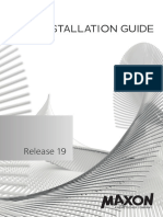 Installation Guide R19 De