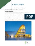 10 Daring New Buildings Around the World