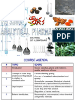 01. Introduction Analitical Pharmacognosy