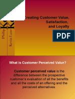Kotler Customer Satisfaction Crm