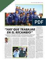 Entrevista con Lucas Rodríguez (Los Murciélagos)
