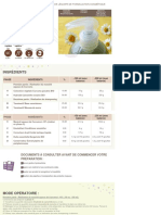 Aroma-Zone - Shampooing Doux Pour Cheveux Blonds - Camomille Et Curcuma_8935