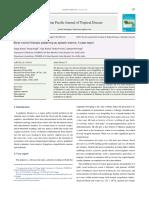 Filariasis and Anemia