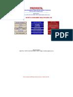 Proyekta Wyeth Consumer Healtthcare Ltda Aaaa Analisis Financiero