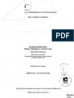 EL RE(S)TO POPULISTA.pdf