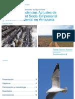 II Encuesta de Soluciones de Sostenibilidad Social y Ambiental