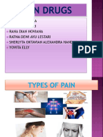 Pain Drug Ppt