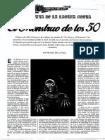 El Monstruo de Los 50