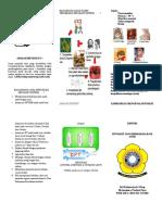 Leaflet Difteri Anak Doc