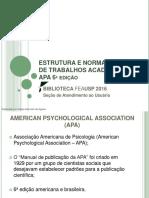 Estrutura e Normalizac3a7c3a3o de Trabalhos Acadc3aamicos Apa 2016 Blog