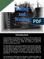 Aisc Bolting & Welding Presentation