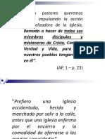 Diagnostico p. Pastoral