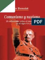 Comunismo y Nazismo - Alain de Benoist