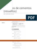 4.-Ejercicio Cemento FL