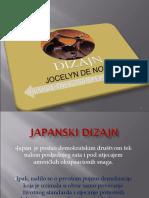 JAPANSKI DIZAJN