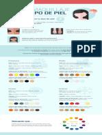 1 1 4 Identifica Tu Tipo de Piel Para Elegir Los Colores de Tu Maquillaje