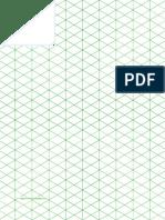 Grid Isometric Portrait Letter 2