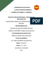 Angelica Chica Rosales - Proyecto de Pasantias