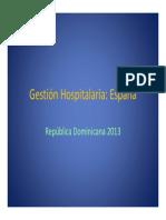 6 Gestion Hospitalaria EspanaFrancisco Diaz