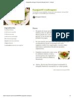 Espaguetti Crudivegano Receta de Elsapaty Solorio - Cookpad