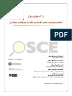 Check List 05 Eficacia de Un Contrato VF 2017
