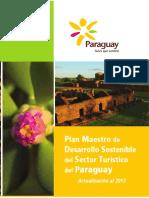 Plan Maestro de Turismo - Paraguay 2012-Min