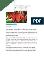 Ecuador Pais Subdesrrollado