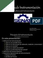 Principios de Instrumentacion