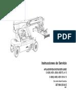 Manual de Servicio - C4531 Tl5 Con Motor Cummings
