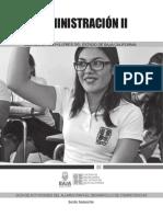 Administración II 2017-1