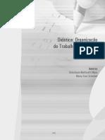 Organizaçao Do Trabalho Pedagógico