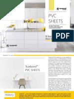 PVC Sheet Brochure