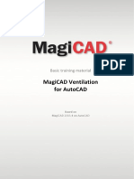 ENG_Training Material MagiCAD for AutoCAD_Ventilation 2013.4