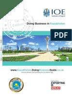 Kazakhstan Guide