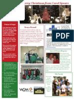 2006-12 C Spears Newsletter
