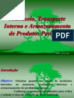 Manual de Produtos quimicos